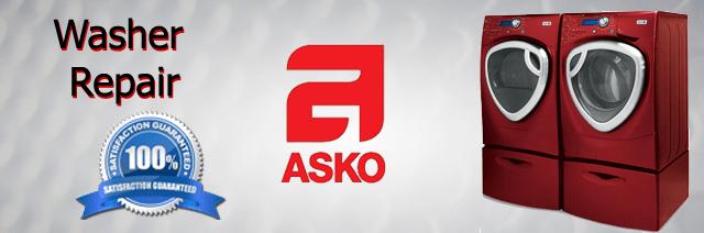 Asko Washer Repair Orange County Authorized Service