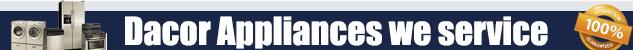 dacor_appliances_we_service