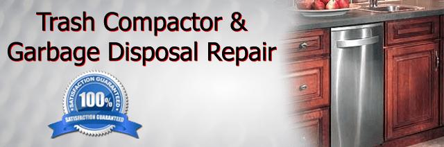 Trash Compactor and Garbage Disposal Repair Tips Orange County