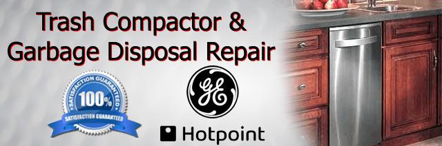 GE Trash Compactor Repair Orange County Authorized Service