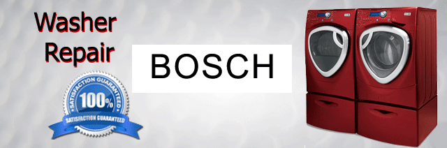 Bosch Washer Repair Orange County Authorized Service
