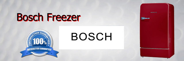 Bosch Freezer Repair Orange County Authorized Service