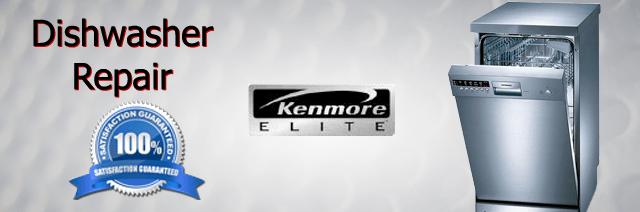 Kenmore Dishwasher Repair Orange County Authorized Service