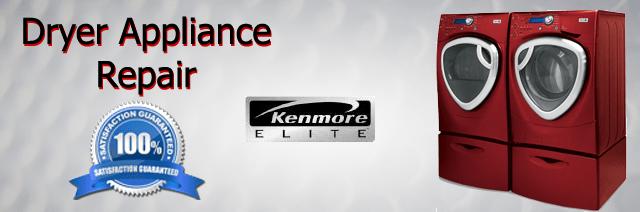 Kenmore Dryer Repair Orange County Authorized Service
