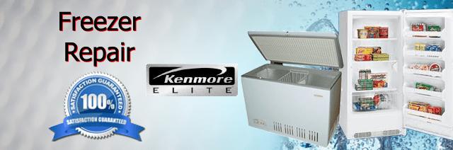 Kenmore Freezer Repair Orange County Authorized Service