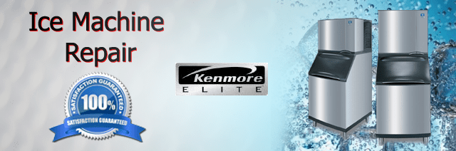 Kenmore Ice Machine Repair Orange County Authorized Service