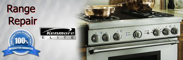 Kenmore Range Repair Orange County Authorized Service