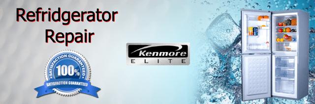Kenmore Refrigerator Repair Orange County Authorized Service