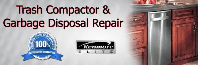 Kenmore Trash Compactor Repair Orange County Authorized Service