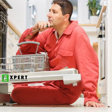 How to troubleshoot common dishwasher problems.