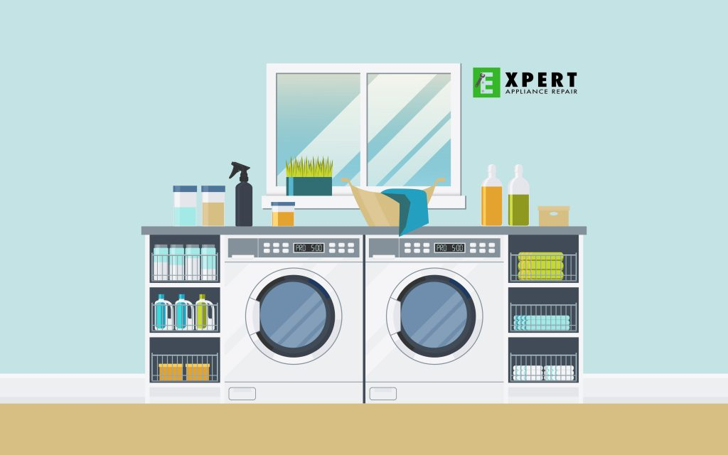 Expert Appliance Laundries repair, washers repair